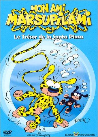 Mon ami Marsupilami : Le Trésor de la Santa Pioca [FR Import]