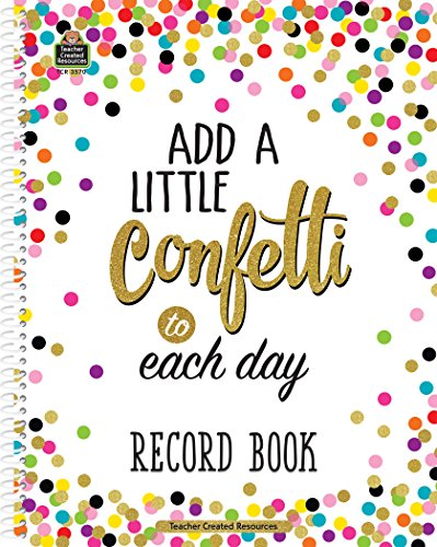 Confetti Record Book