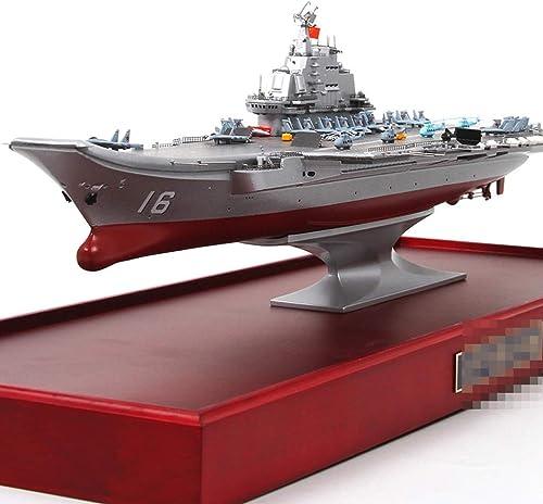 Todo en alta calidad y bajo precio. DJKFH DJKFH DJKFH Simulación náutica Modelo de Barco de Juguete de aleación portaaviones artesanía Adornos  garantía de crédito