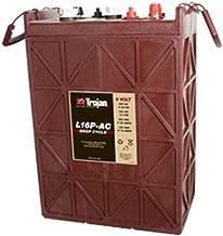 Trojan L16P-AC Flooded Lead Acid Deep Cycle Battery 6V 420Ah FAST USA SHIP