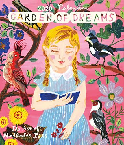 Lete, N: 2020 Garden of Dreams Wall Calendar