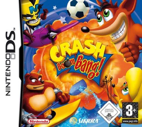 Crash Boom Bang - Nintendo DS