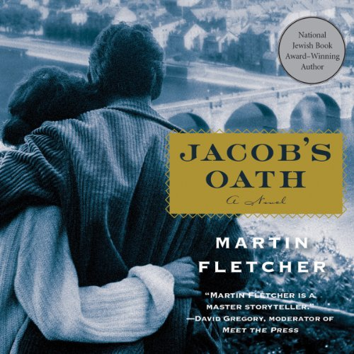 Jacob's Oath audiobook cover art
