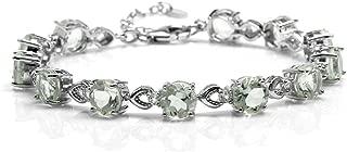 Best green amethyst bracelet Reviews