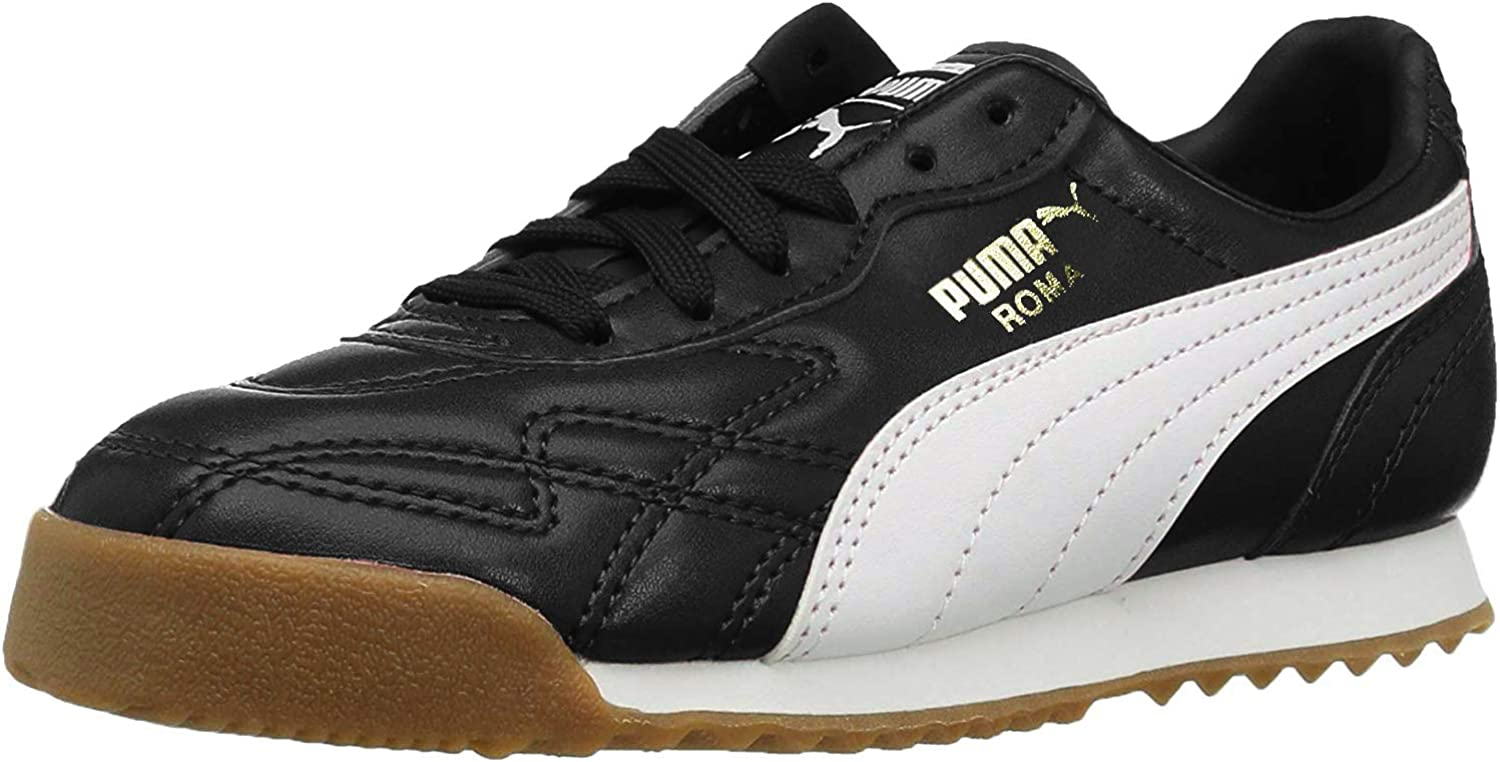 PUMA Unisex-Child ! Super beauty product restock quality top! Roma Sneaker Quality inspection Basic