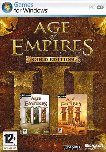 Age of Empires III - édition gold [Importación francesa]