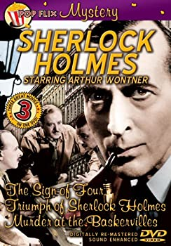 Sherlock Holmes  The Sign of Four/Triumph of Sherlock Holmes/Murder at the Baskervilles