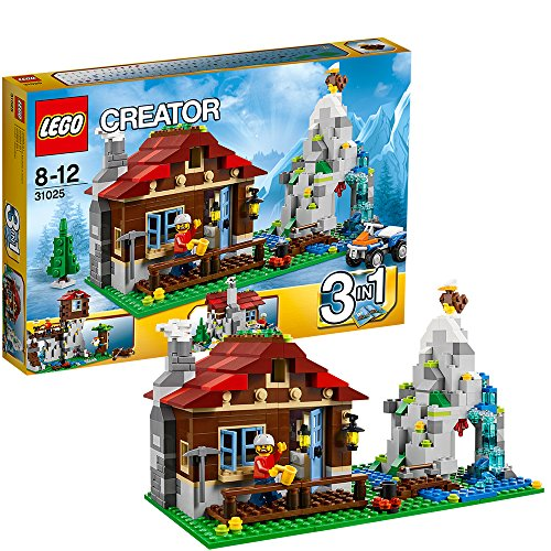 LEGO 31025 - Creator Berghütte
