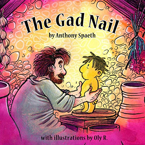 The Gad Nail audiobook cover art
