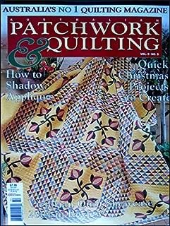 Australian Patchwork & Quilting (Australian Patchwork & Quilting, Volume 9, No. 3 (January))