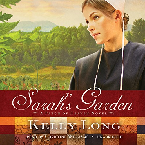 Sarah's Garden audiobook cover art