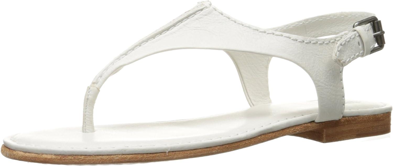 Frye Women's Carson Seam T-Strap Sandal
