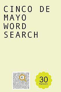 Cinco De Mayo word search puzzle book: undefined