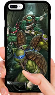 TMNT in Sewer Showing Shells Ninja Turtles Phone Case Cover - Select Model (Galaxy S10 Plus)