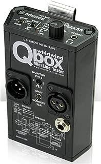 audio patch box