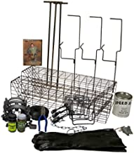 F&T Fur Harvester's Trading Post F&T Muskrat Trapping Starter Kit Bundle