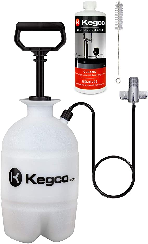 Kegco KC PCK32 Keg Cleaning Kit