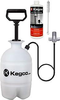 Kegco KC PCK32 Keg Cleaning Kit, Black