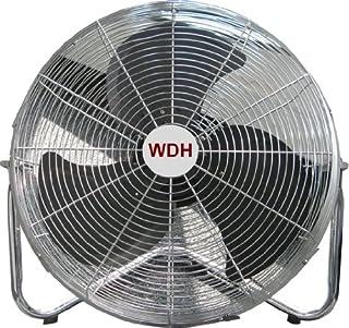 Ventilador de Piso/de Suelo Aktobis WDH-FE50X (XXL Ø = 50 cm) *Metal*