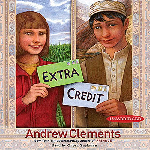 Extra Credit audiobook cover art