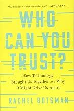 rachel botsman who can you trust