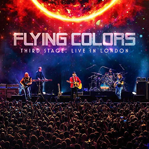 Third Stage: Live in London (Ltd.5 Disc Earbook)