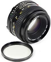 Minolta MD 50mm 1:1.7 Made In Japan Minolta Mount Lens