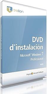 Microsoft® Windows 7 Professional 64bit espaniol, Tralion