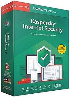 Kaspersky Antivirus, KIS 2020 Internet Security, 1 Licencia 1 año