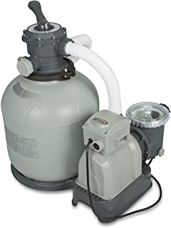 Best intex krystal clear sand filter pump instructions Reviews