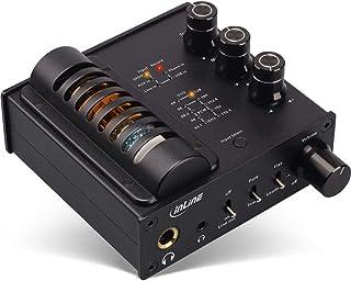 InLine 99207I AmpUSB-EQ, Hi-Res AUDIO HiFi DSD wzmacniacz rurowy + Equalizer, USB DAC