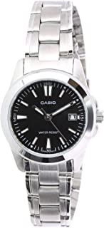 ساعة LTP1215A-1A2DF للنساء من كاسيو
