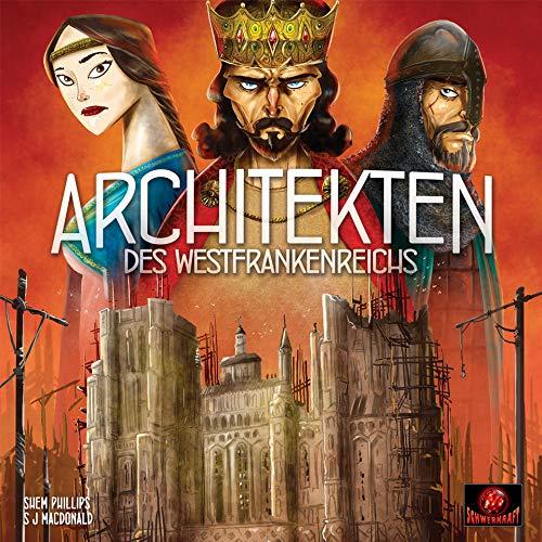 Schwerkraft-Verlag Architekten des Westfrankenreichs