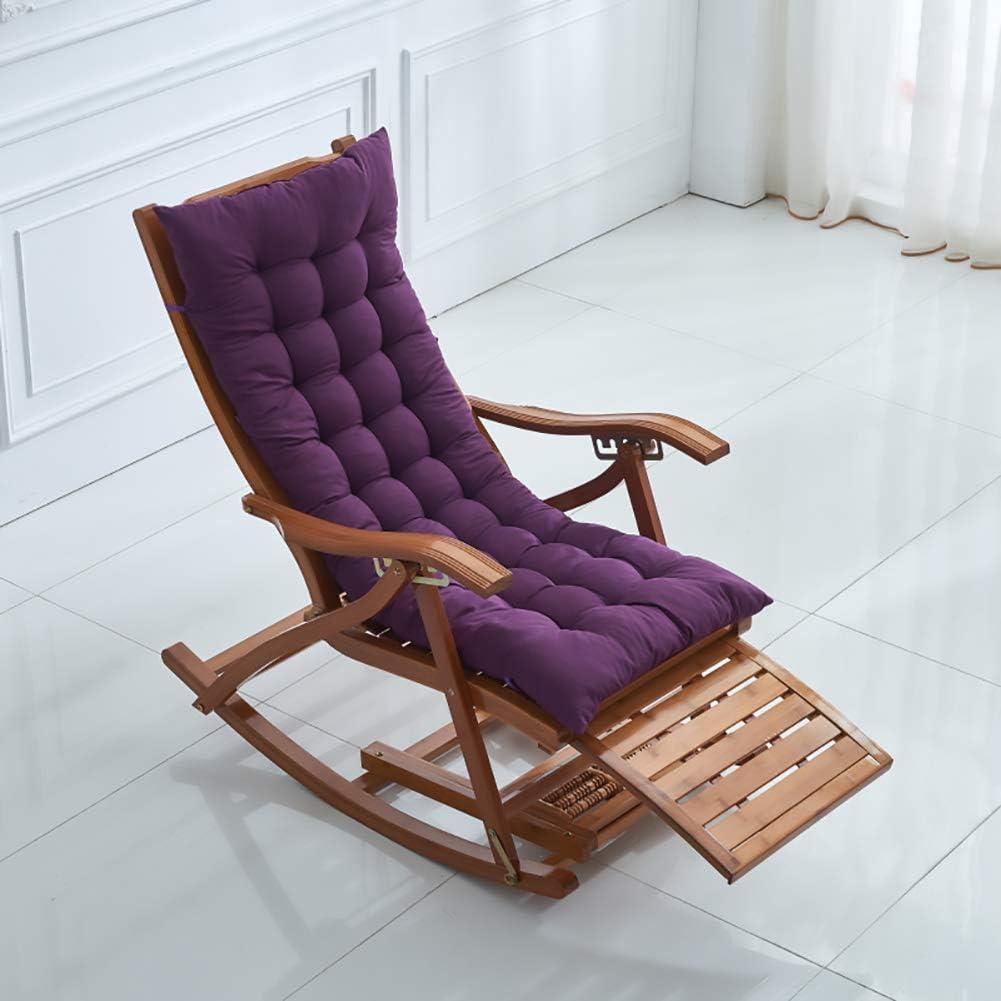 Thick Recliner Seat Cushion Patio Garden Mail order Lounger Detroit Mall Sun Fol