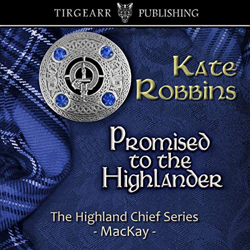 Promised to the Highlander cover art