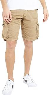 Brave Soul Men's George Cargo Utility Hiking Short Cotton Twill
