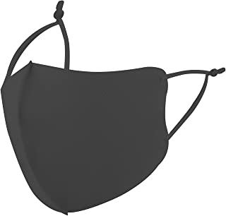 SHINPUR 冷感マスク 紐調整 洗える 夏用 接触冷感 カラー スポーツ 大人用 立体 快適