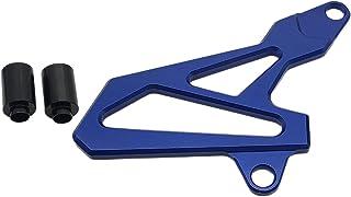 Homyl Protetor de capa de corrente de roda dentada dianteira para Suzuki DRZ400S/SM, fácil de instalar, peças sobressalent...