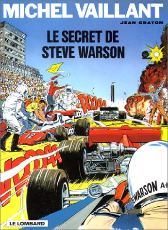 Michel Vaillant, tome 28 : Le secret de Steve Warson