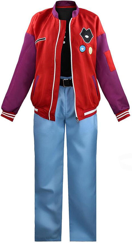 Poetic Walk Anime Kawai Rika favorite Max 69% OFF Costume Pants Cosplay Jacket Tshirt