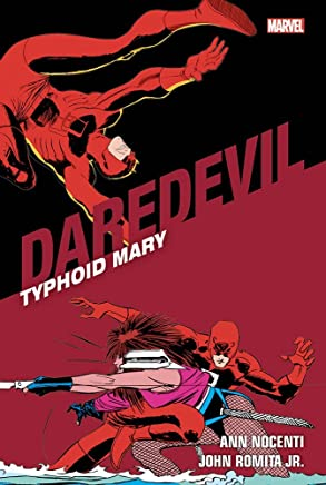 Typhoid Mary. Daredevil collection: 20