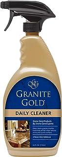 Granite Gold Daily Cleaner Spray Streak-Free Cleaning for Granite, Marble, Travertine,..
