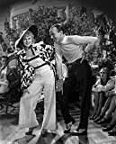 Celebrity Photos Fred Astaire and Ginger Rogers Black and