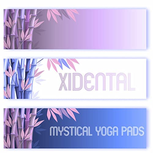 Mystical Yoga Pads by Xidental on Amazon Music - Amazon.com