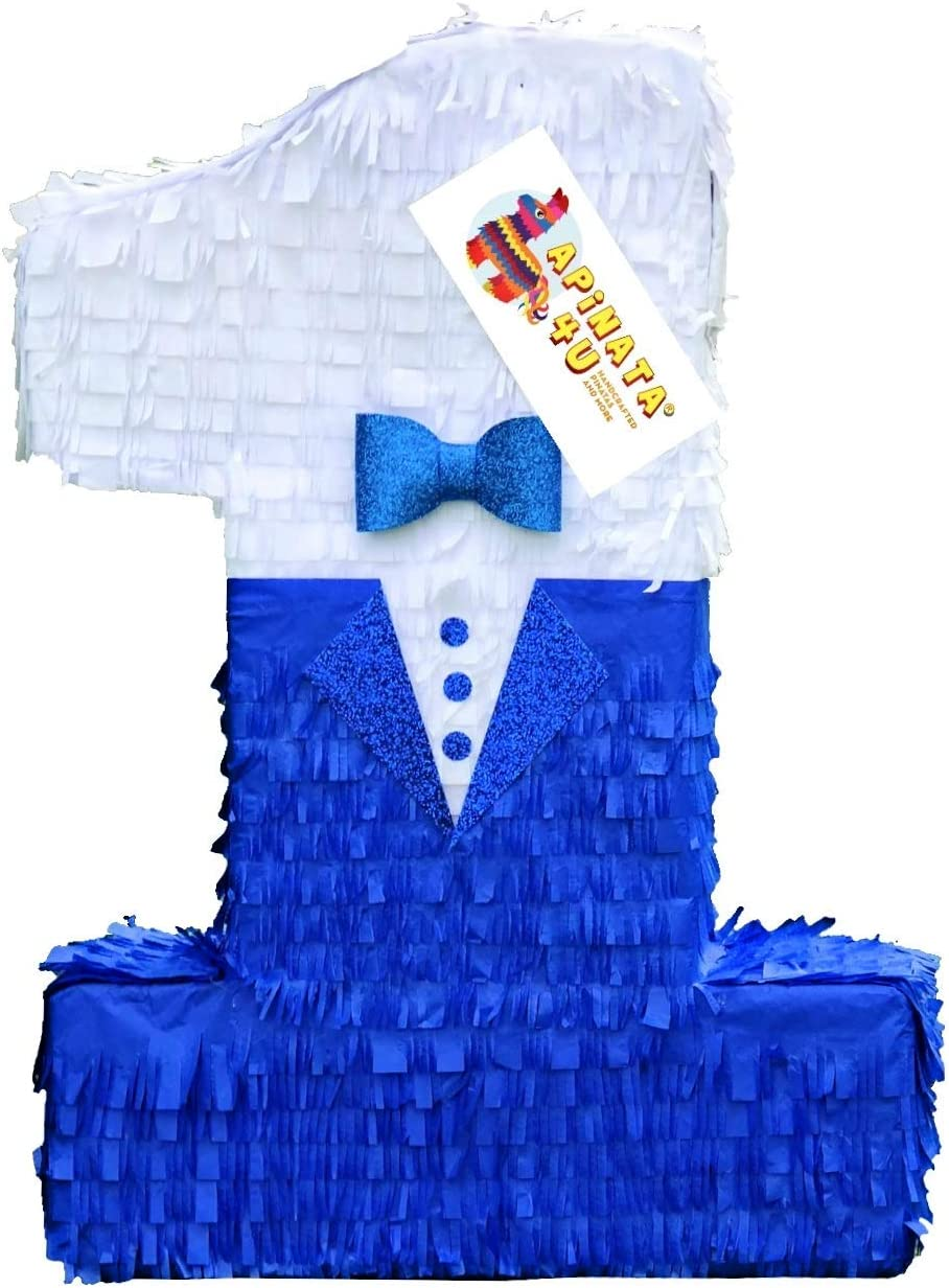 2FT Free shipping Tall Reservation Number One Pinata for Mr Theme Onederful