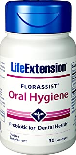 Life Extension Florassist Oral Hygiene 30 Lozenges