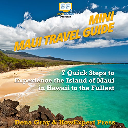 Mini Maui Travel Guide audiobook cover art