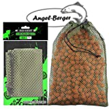 Angel-Berger Boilie Dry Bag Trockennetz Boiliebag