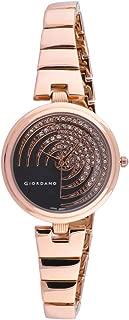 Giordano Analogue Black Dial Women's Watch