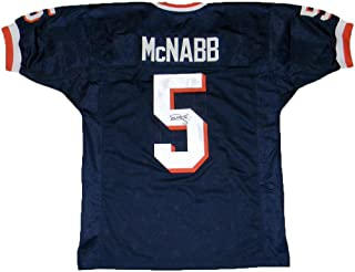 Autographed Donovan McNabb Jersey - #5 THROWBACK - JSA Certified - Autographed College Jerseys